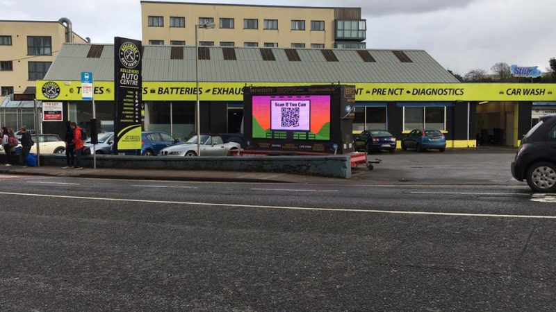 Digital Advertising Billboard - BigPixMedia - Cork - Dublin - Galway - Advertise like you mean it - BigPix Media